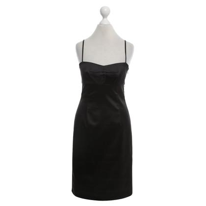Hugo Boss Strap dress in black