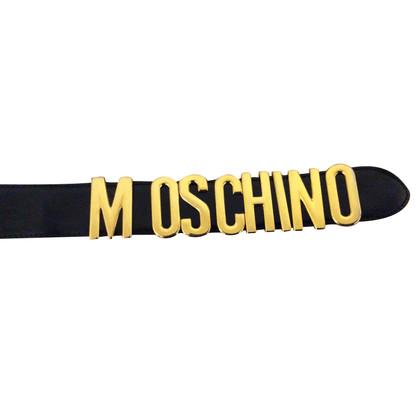 Moschino Vintage riem