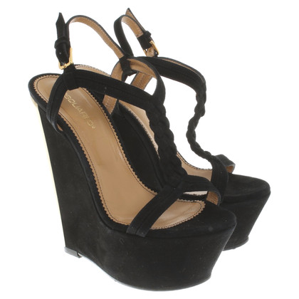 Dsquared2 Sandalen in zwart