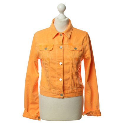 J Brand Jeansjacke in Orange