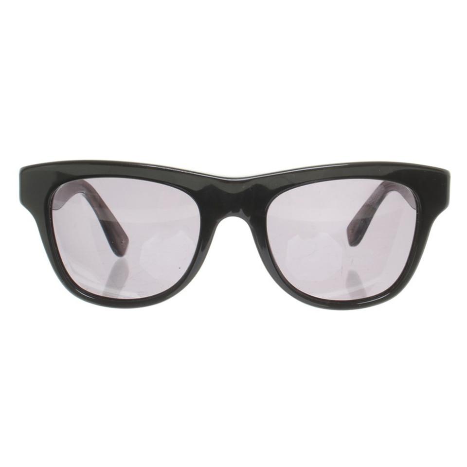 Bottega Veneta Occhiali da sole in nero