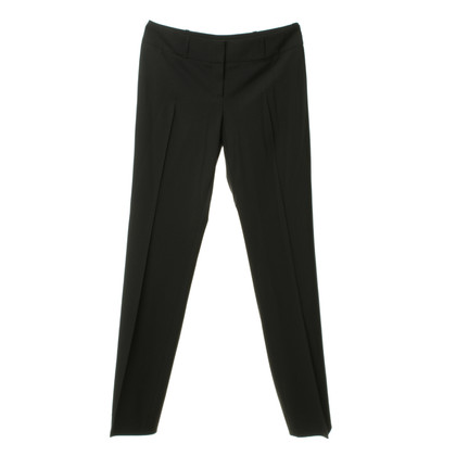 Hugo Boss Plooi broek in zwart