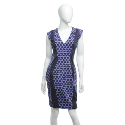 French Connection Kleid mit Muster