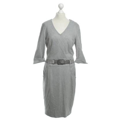 St. Emile Light grey long sleeve dress