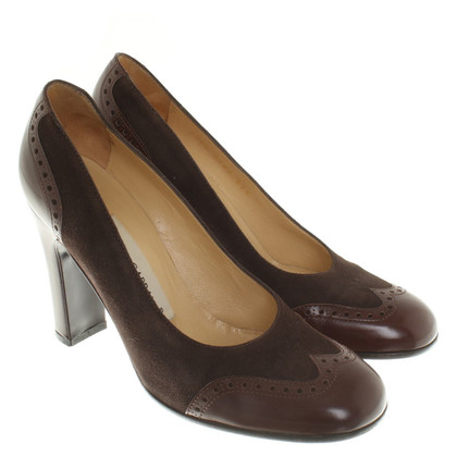 Dolce & Gabbana pumps in brown