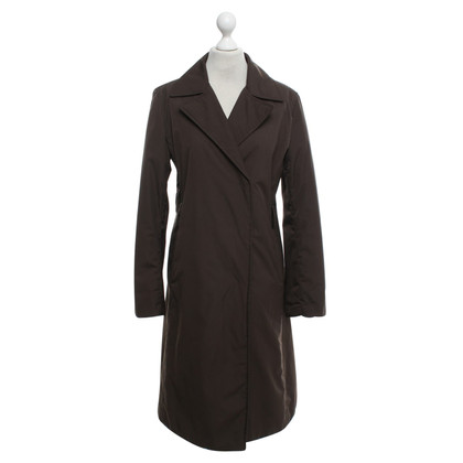 Max & Co Coat in dark brown