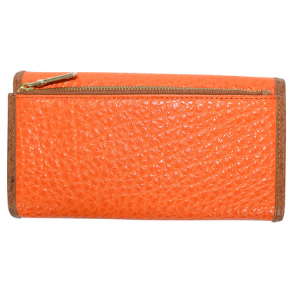 Donna Karan Geldbeutel in Orange