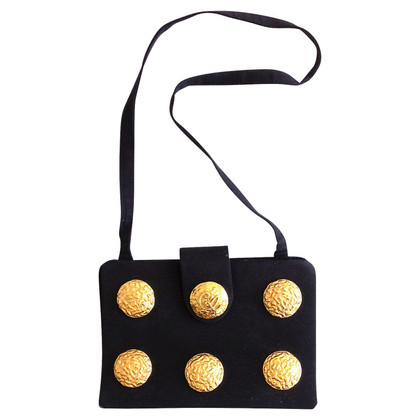Christian Lacroix Bag with gold-colored details