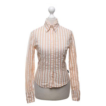 Versace Top Stripe