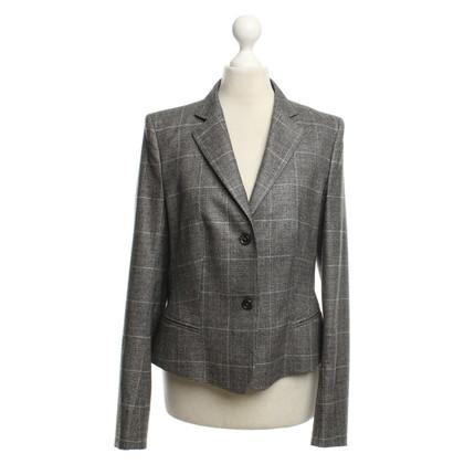 Windsor Blazer with diamond pattern