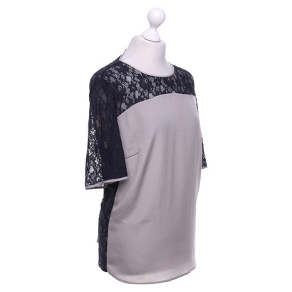 Marina Rinaldi top with lace details
