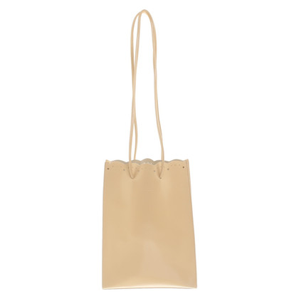 Furla Schoudertas in beige