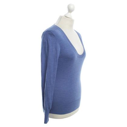 Van Laack Pullover in blue
