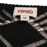 Kenzo Knit dress in black