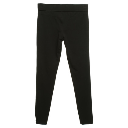 Ralph Lauren trousers with artificial leather stripes