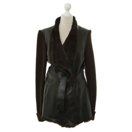 Joseph Fur / wool jacket