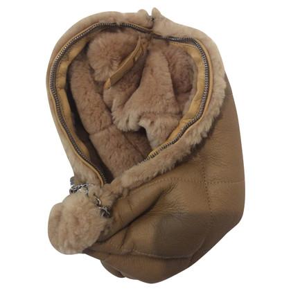 Chanel Borsa a tracolla realizzata in pelle di agnello