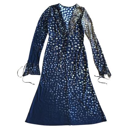 Roberto Cavalli Brown dress