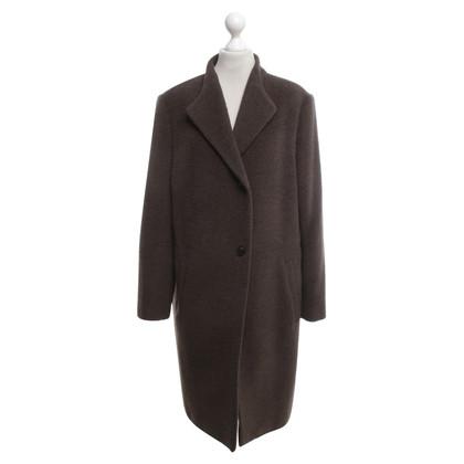 Windsor Coat in taupe