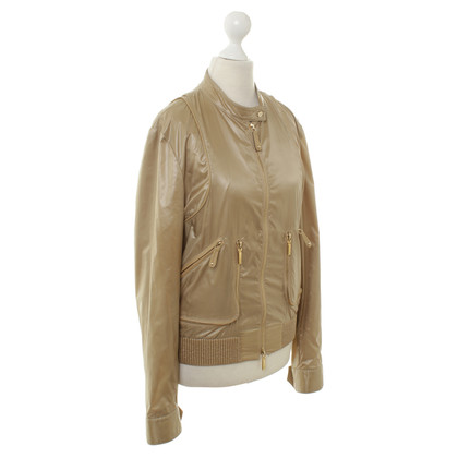 Tod's Bomber jacket with zipper details