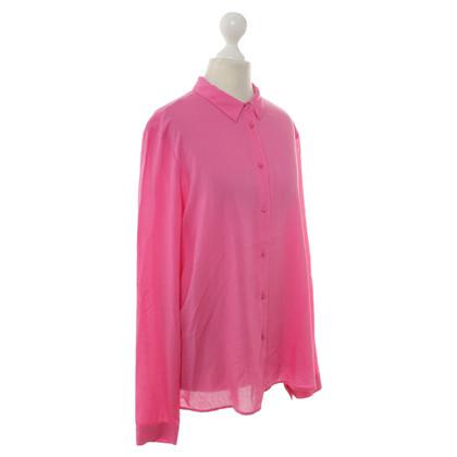 Armani Bluse in Pink