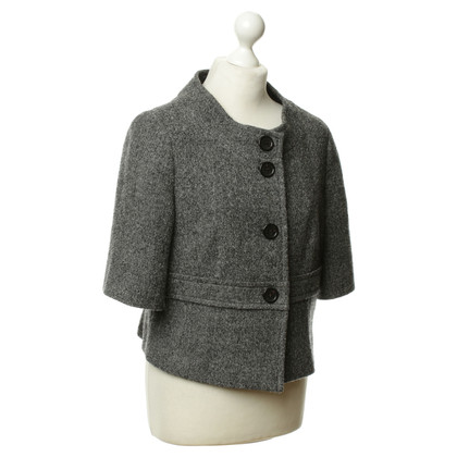 René Lezard Jacket in grey