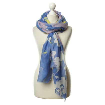 Diane von Furstenberg Sjaal met bloemenpatroon