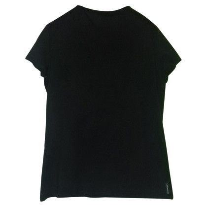 Giorgio Armani T-shirt with sequin trim