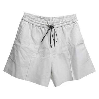 Victoria by Victoria Beckham Shorts of leather