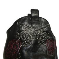 Rupert Sanderson Cowboy boots in black leather