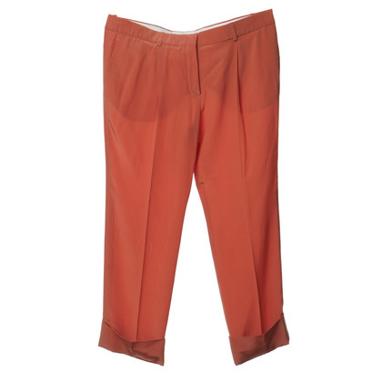 Chloé Trousers in salmon