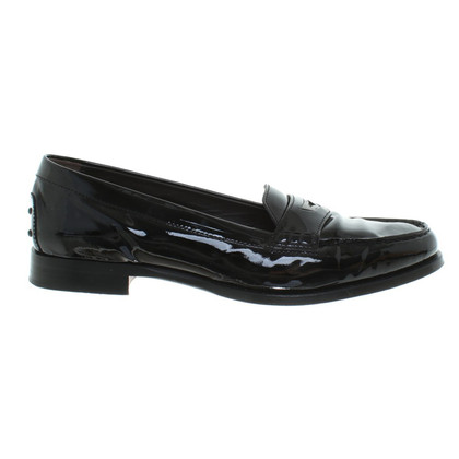Tod's Loafer of patent leather