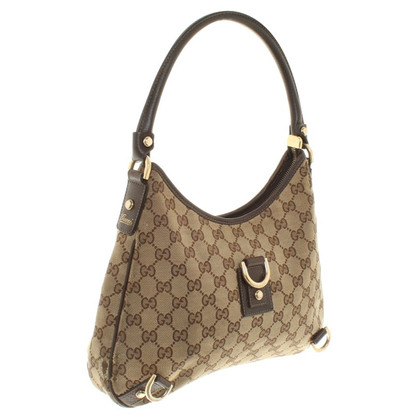 Gucci Canvas handbag