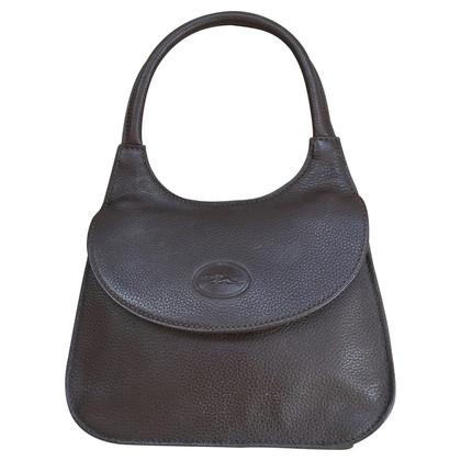 Longchamp Lederhandtasche