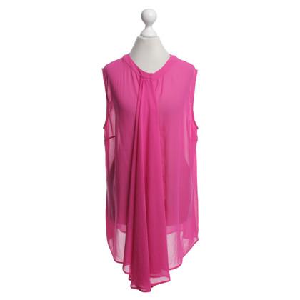 Piu & Piu Camicia in rosa