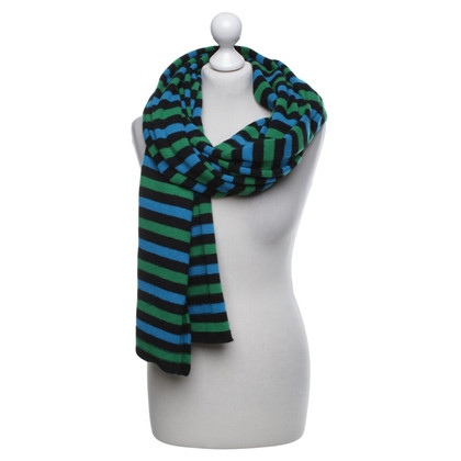 Riani Scarf in striped pattern
