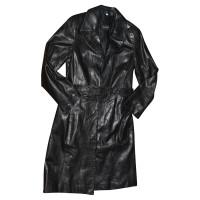 Mabrun cappotto pelle