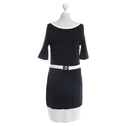 Ralph Lauren Dress in black and white