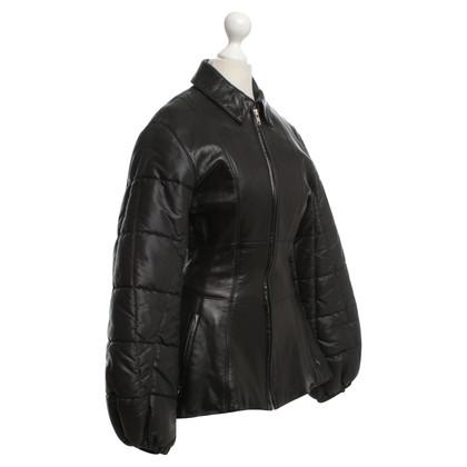 Andere Marke Claude Montana - Jacke in Schwarz