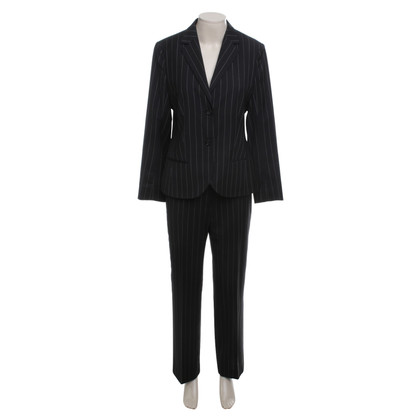 René Lezard Pinstripe suit with