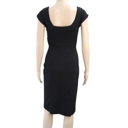 Diane von Furstenberg Kleid in Schwarz