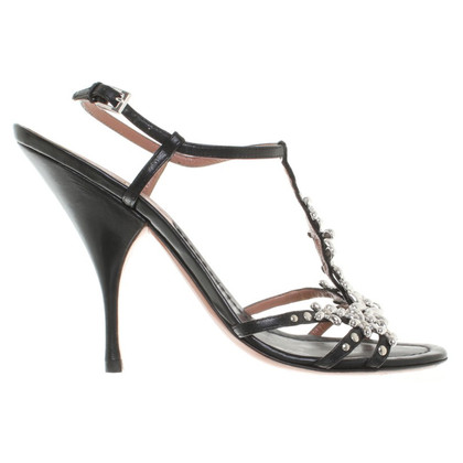 Alaïa Sandals in black