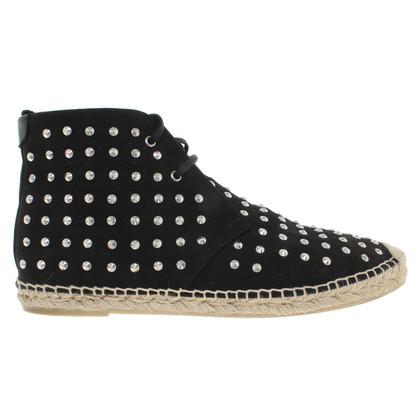 Saint Laurent Lace-up shoes in black