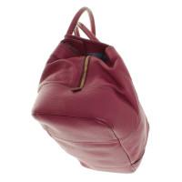 Lancel Handbag in magenta