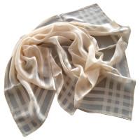 Gucci Silk scarf in beige