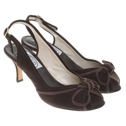 Emma Hope´s Shoes Sandali a Brown