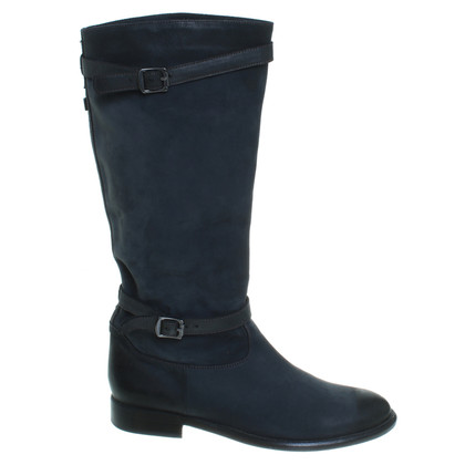Belstaff Boots in teal