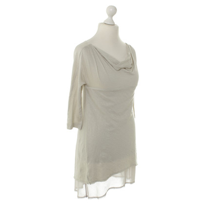 Donna Karan Dress in grey-green