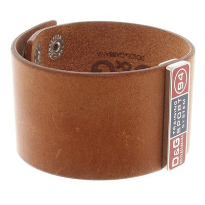 D&G Armband aus Leder