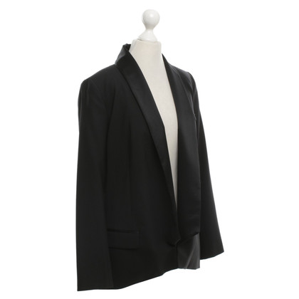 Haute Hippie Blazer in black